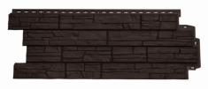 Фасадная панель GRAND LINE Сланец (Коричневый), 1,10м